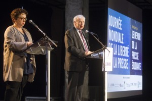 Evenement Le Devoir Liberte de la presse